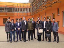 Teilnehmer/innen des PIP Workhops Vienna